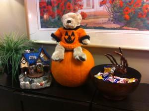 Halloween Hope Bear