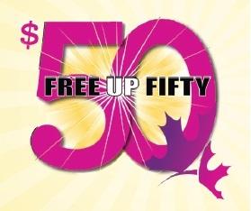 Free up 50