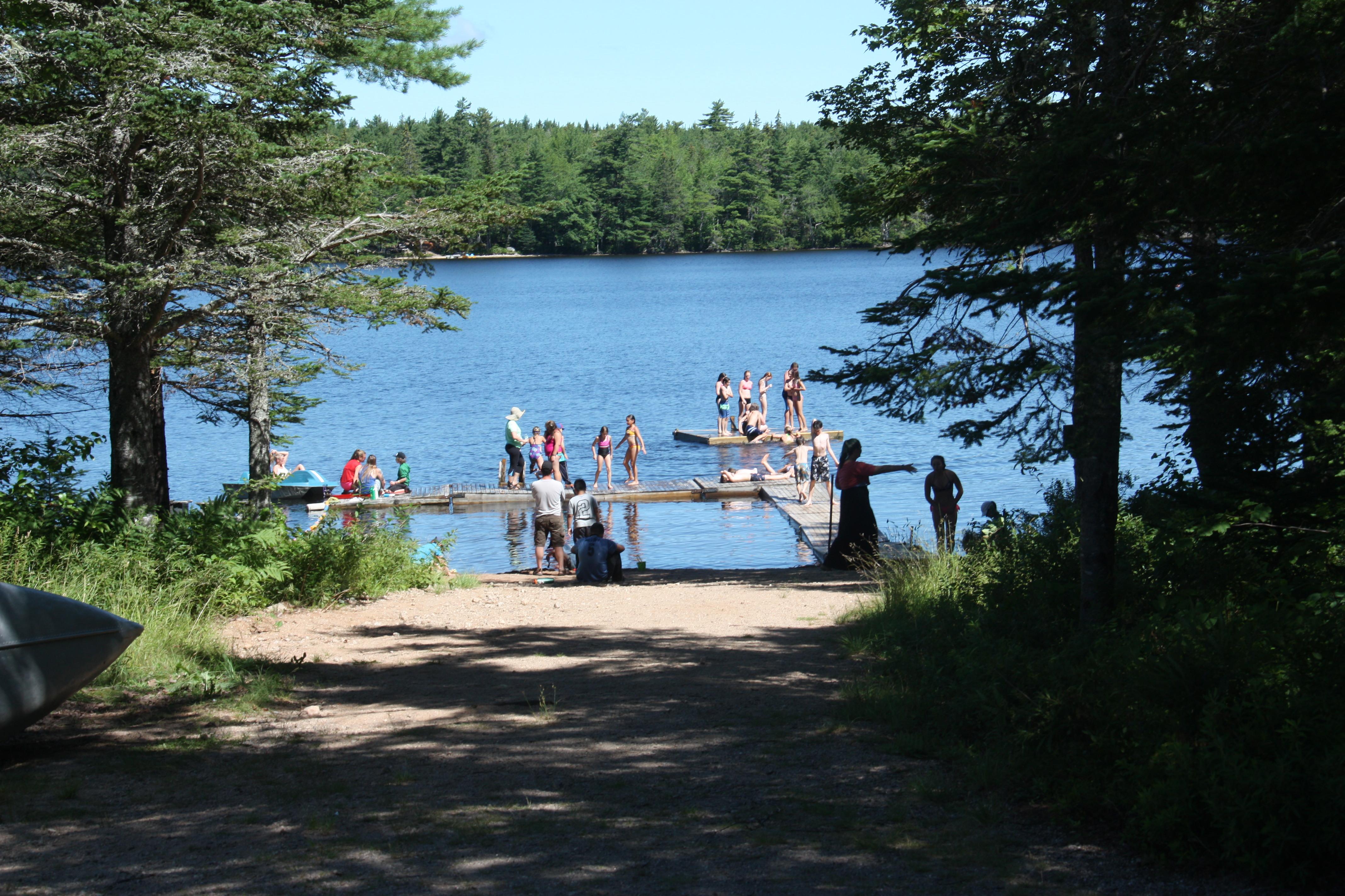 St. Anne's Camp 5