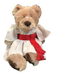 Canon Sash Bear