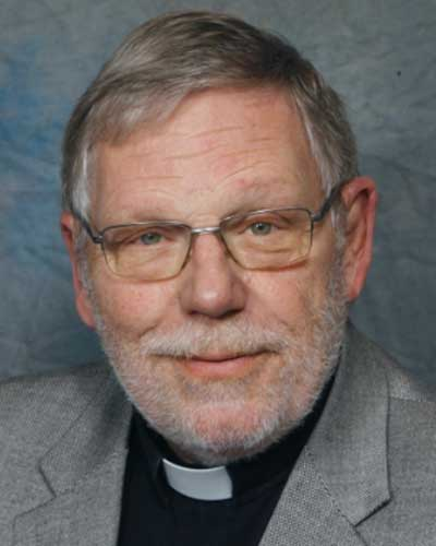 The Very Rev. Peter Wall
