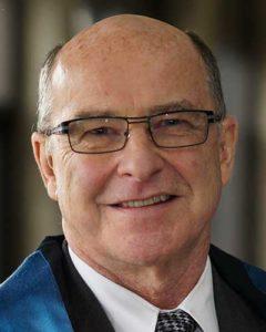 The Rev. Dr. Rick Singleton