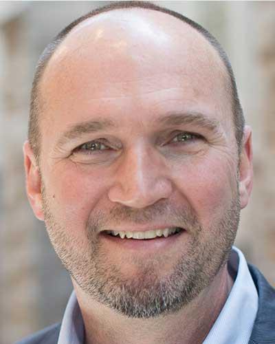 The Rev. Canon Dr. Todd Townshend