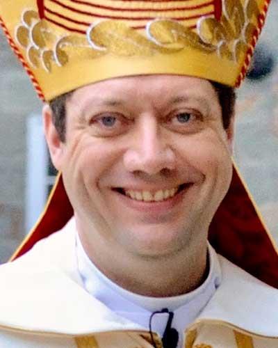 The Rt. Rev. Bruce Myers